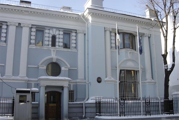 Eesti saatkond Moskva